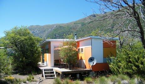 Cabañas Ecobox Andino